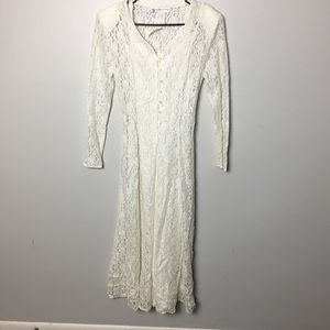 NWT Vintage Deadstock wedding gown S